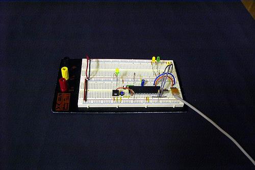 Basic USB Communication RS-232 Emulation Method