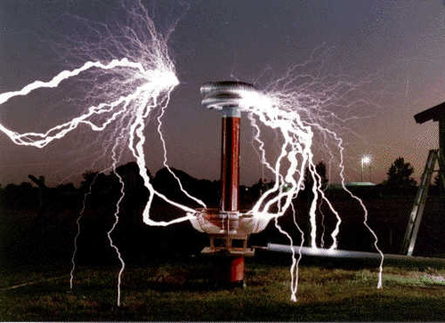 Tesla Coil theory