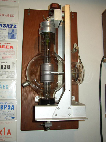 Westinghouse 861 Power Triode