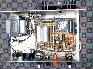 0-30 Volt Laboratory Power Supply