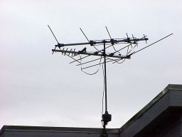 Attic, Stacking and Combining TV-FM Antennas