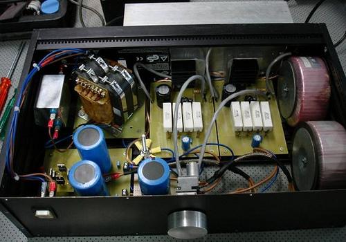 Diy Class A 2SK2221 Mosfet Amplifier