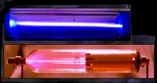 Tesla Coil- Cathode Ray Tube Laser