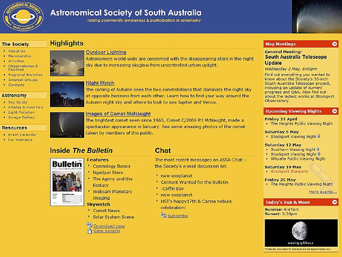 Astronomy – An Introduction to Sky Watching