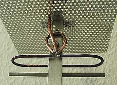 Constructing a 23cm Yagi antenna