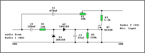 Automatic Repeater