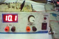 3 digits Digital volt meter