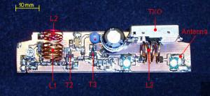 PLL bug transmitter