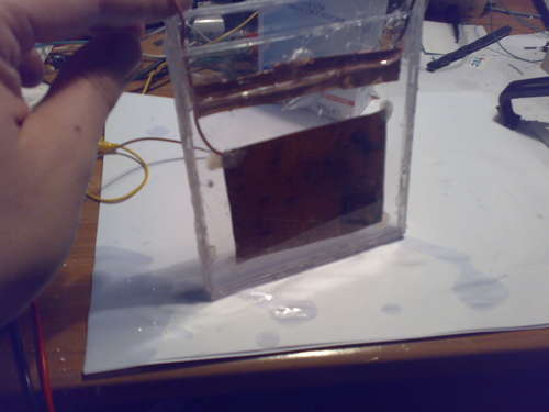 home made solar cell