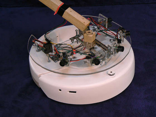 eyeRobot – The Robotic White Cane