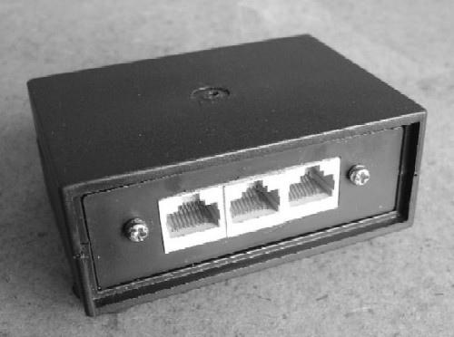 A Passive Ethernet Hub