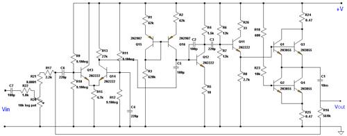 24 Watt Class A Amplifier