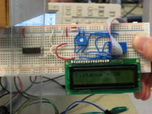 Ultrasonic ParKontroller