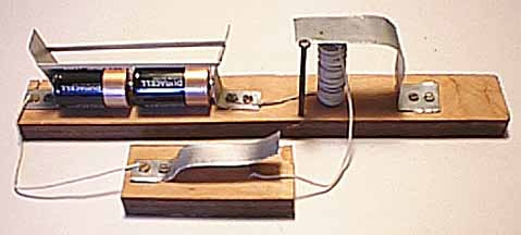 How to build a wireless telegraph set