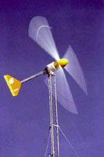 Wind Turbine,  Electrical energy from wind