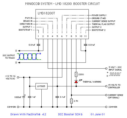 H Bridge Motor Control Circuits
