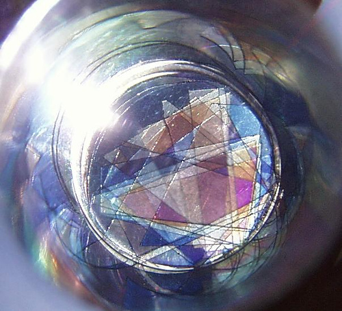 Building the impossible kaleidoscope