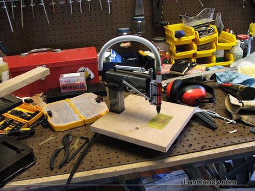 30USD High-Speed PCB Drill Press