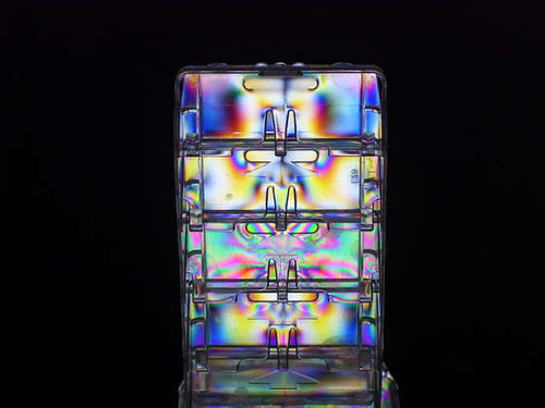 Capture the Ethereal Beauty of Everyday Objects Using Polarized Light.