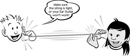 Ear Guitar