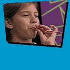 Straw Kazoo