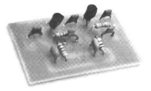 VHF TV Signal Amplifier