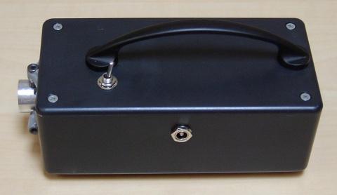 Microchip PIC12F675  based Mini Lantern