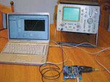 Build an Analog Oscilloscope Companion