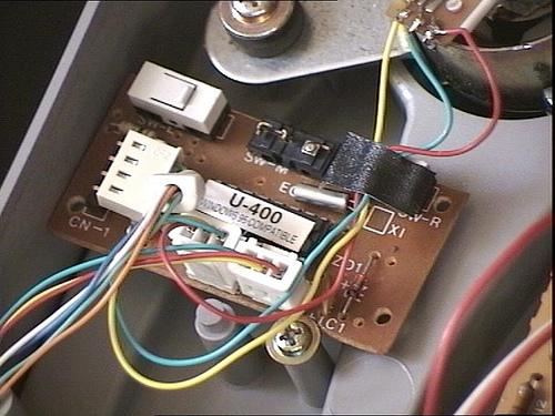 How I built my terminatorX turntable