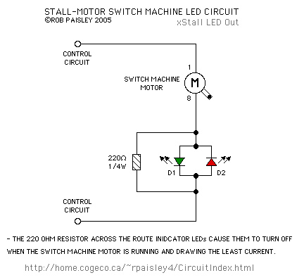 LED Out Circuit
