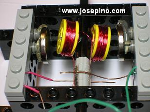 Electric LEGO Motor