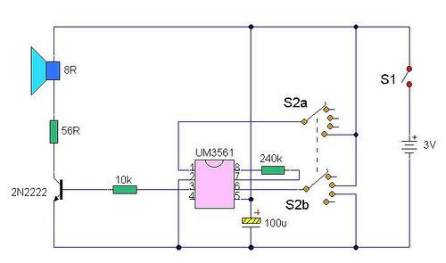 Sound Effects Generator