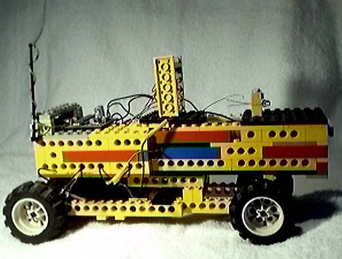 Simple Remote Control Unit