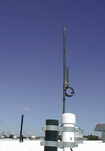 440 Mhz. J-Pole Antenna Plans