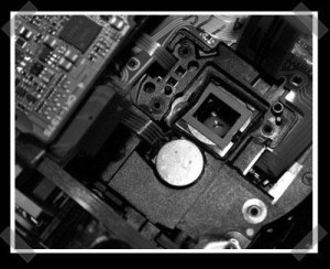 Digital Camera IR Filter removal