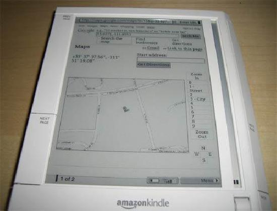 Kindle Hacks