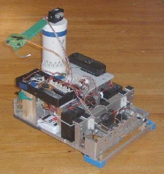 Robomagellan – GPS Guided Robot