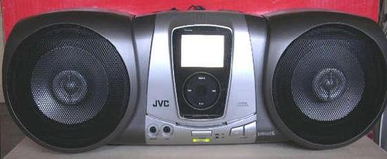 Custom iPod Boom Boom Box
