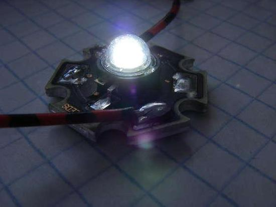 Super simple high power LED driver