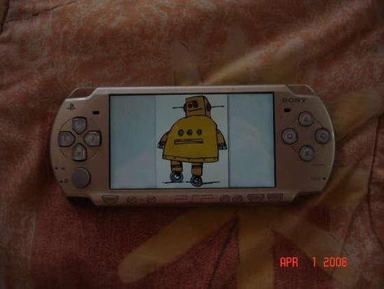 How to Put Photos On a PSP