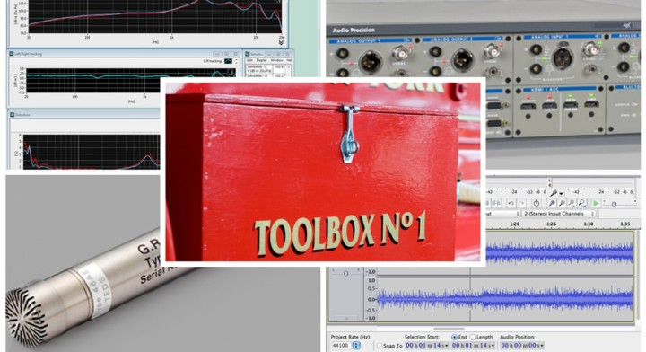 GPiO Audio Measurement Toolbox