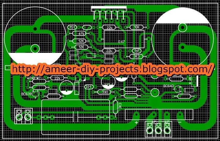My_Ref Fremen Edition PCB Layout (Single Layer) 6
