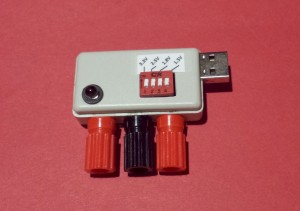 Pocket Voltage Supply