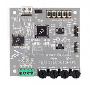 Light Control Module Reference Design