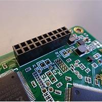 HackRF One SDR EMI Shield installation 14