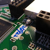 HackRF One SDR EMI Shield installation 13