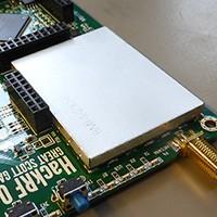 HackRF One SDR EMI Shield installation 12