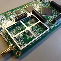 HackRF One SDR EMI Shield installation 11