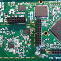 HackRF One SDR EMI Shield installation 9