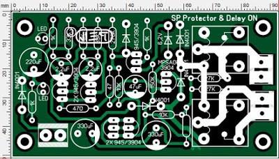 Speaker Delay & DC Protector 6
